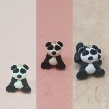 FloRaeMe polymer clay pandas (4)